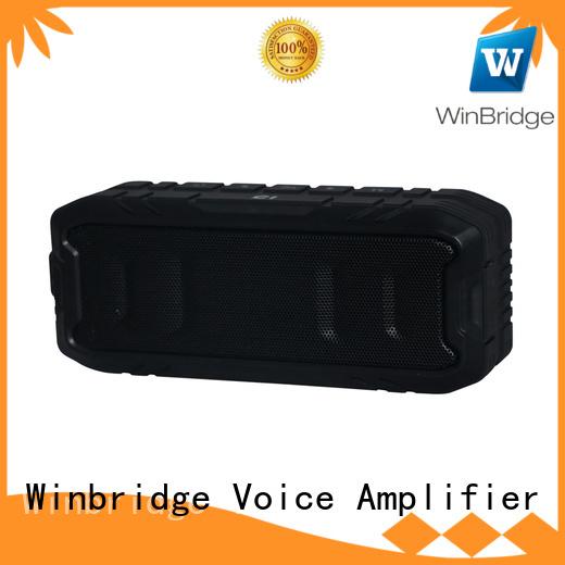 cheap bluetooth speakers pocket subwoofer bluetooth speaker Winbridge Brand