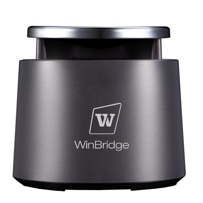 Winbridge BT2 5Watt Pocket Bluetooth Speaker with Touch Panel