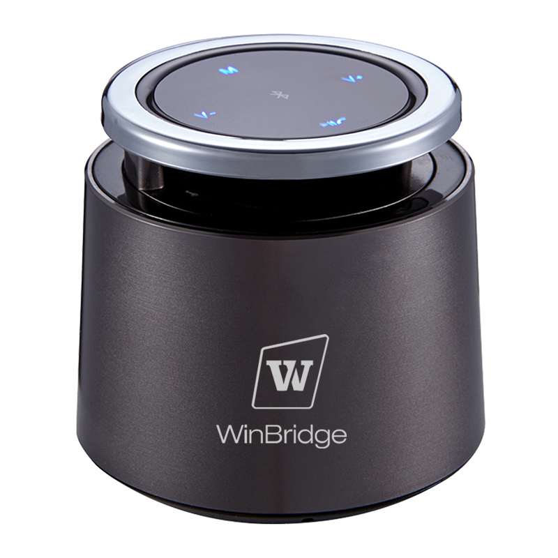 subwoofer exquisite Winbridge Brand cheap bluetooth speakers factory