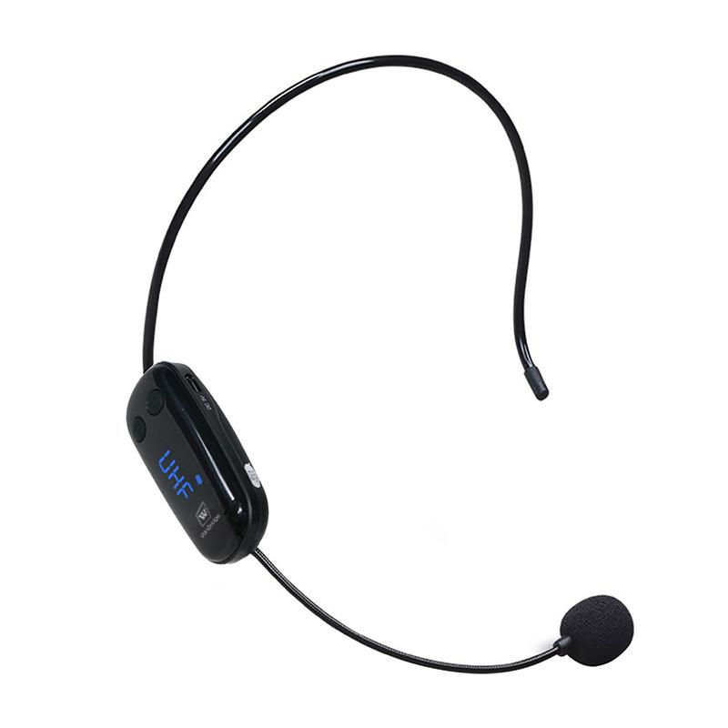 Winbridge M9 Wireless UHF Headset Microphone With Receiver