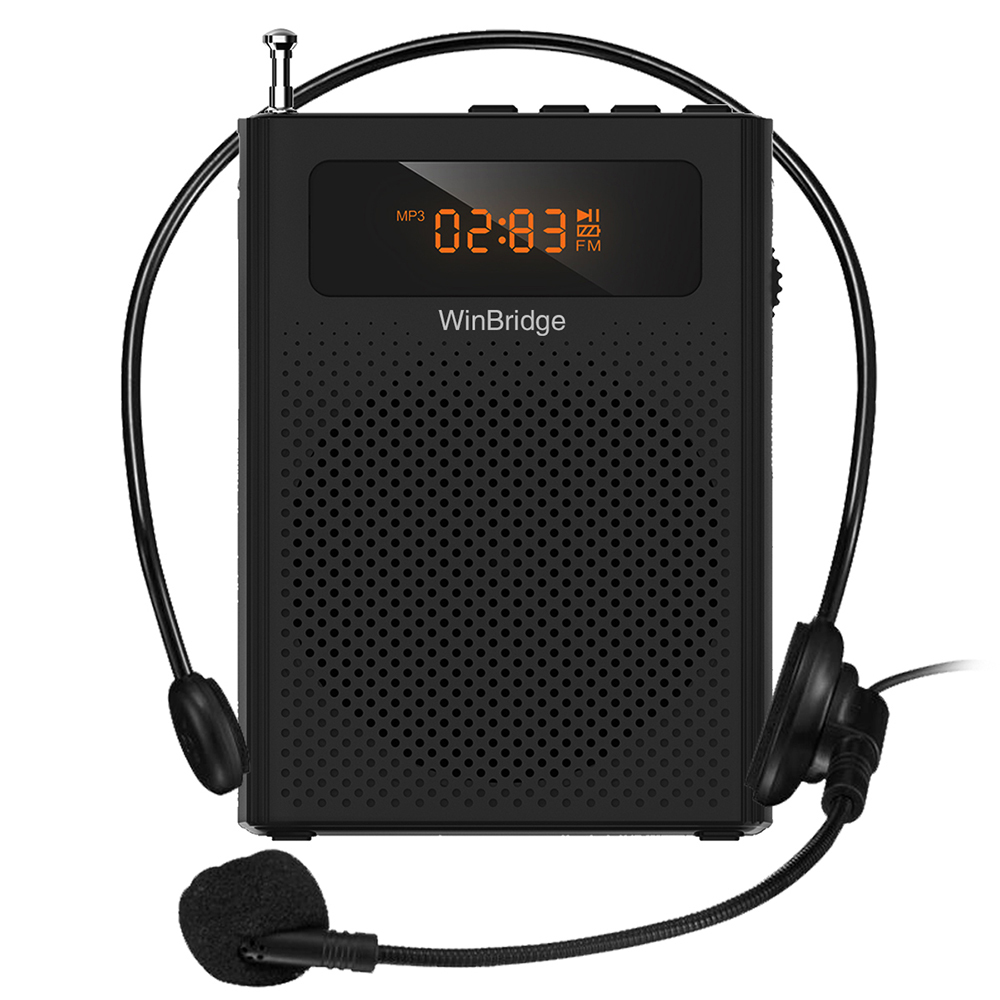 Winbridge WB005 10W Portable Voice Amplifier