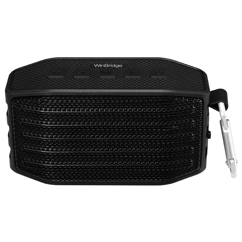 portable waterproof cheap bluetooth speakers Winbridge manufacture