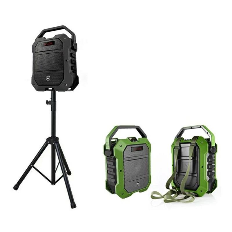 Winbridge K10 80Watt Portable Outdoor Karaoke Bluetooth Speaker