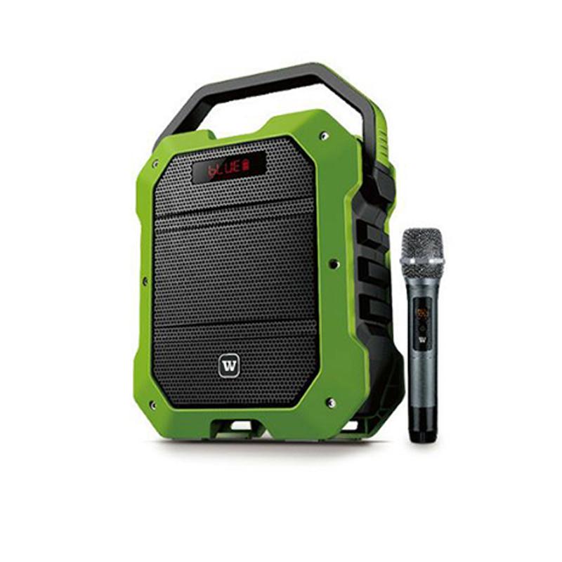 New Karaoke Speaker K10 Launch in Cantone Fair Oct.2018