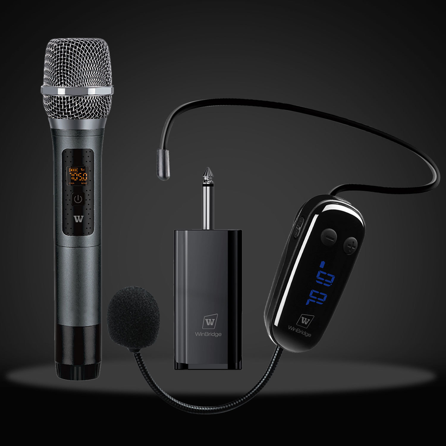 Wholesale winbridge wireless microphone Winbridge Brand