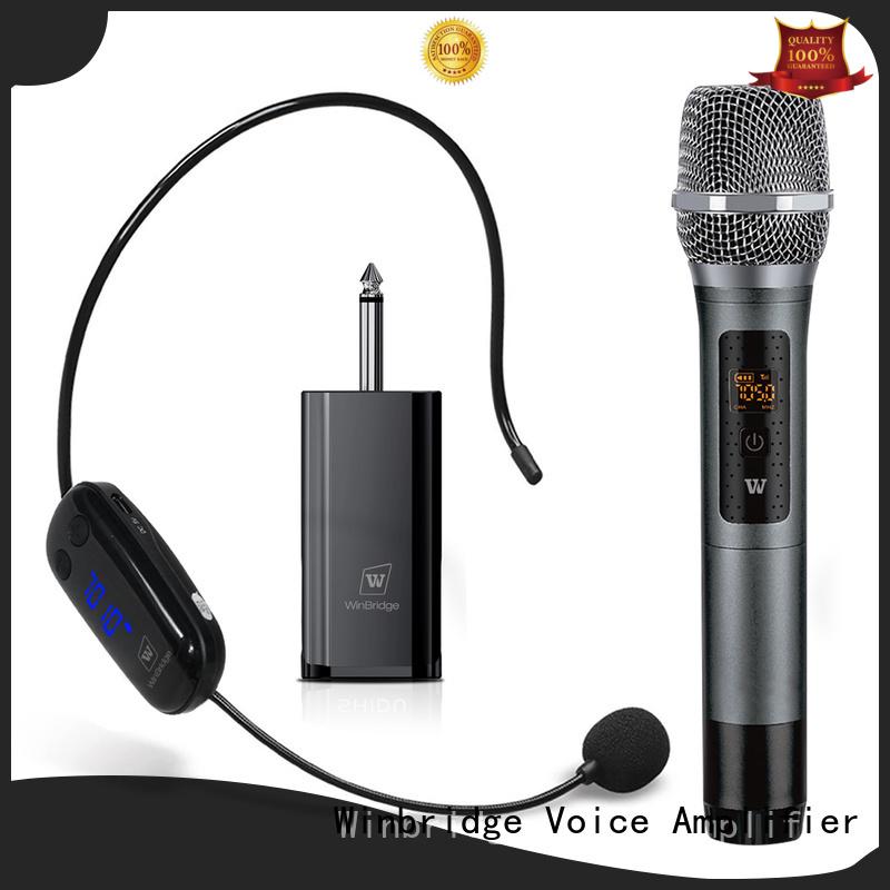 Wholesale winbridge wireless microphone Winbridge Brand
