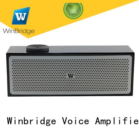 winbridge cheap bluetooth speakers wireless Winbridge company