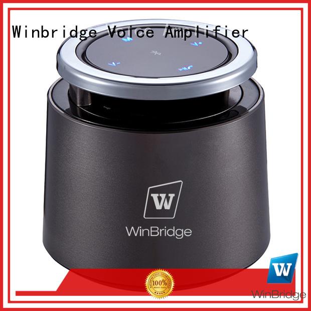 exquisite wireless winbridge bluetooth speaker pocket Winbridge Brand