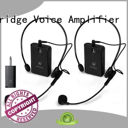 winbridge voice amplifier mini wired Warranty Winbridge