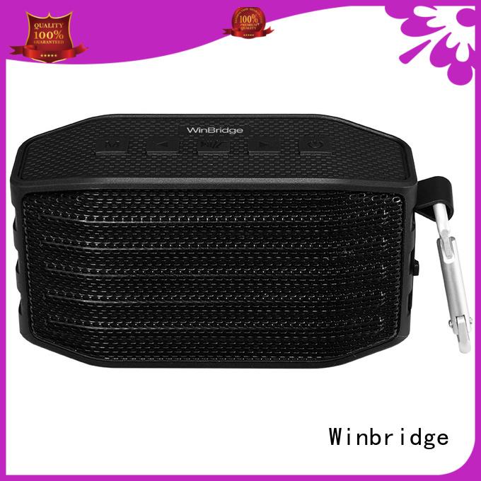 Winbridge Brand mini winbridge cheap bluetooth speakers pocket supplier