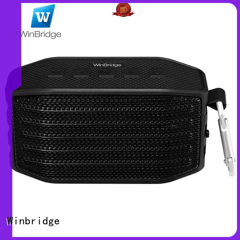 Hot bluetooth speaker subwoofer Winbridge Brand