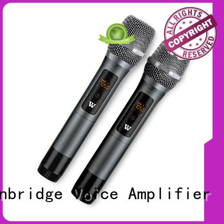 mic wireless receiver winbridge wireless microphone Winbridge Brand