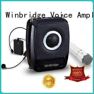 Custom wireless mini voice enhancer Winbridge teacher