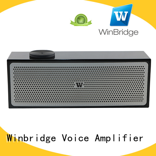 Hot wireless cheap bluetooth speakers winbridge Winbridge Brand