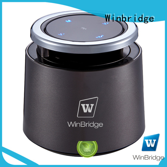 Winbridge Brand pocket wireless hands-free call cheap bluetooth speakers
