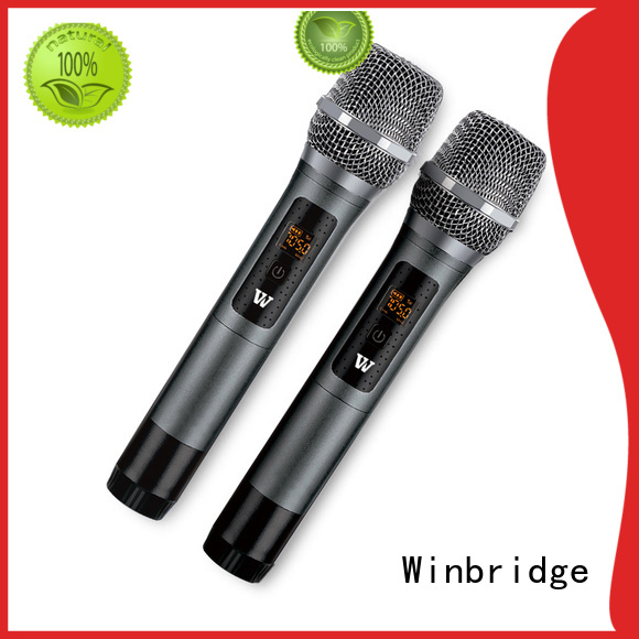winbridge Wholesale wired mic wireless Winbridge Brand wired system