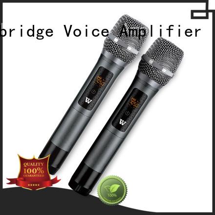winbridge receiver recording Winbridge Brand wireless microphone supplier