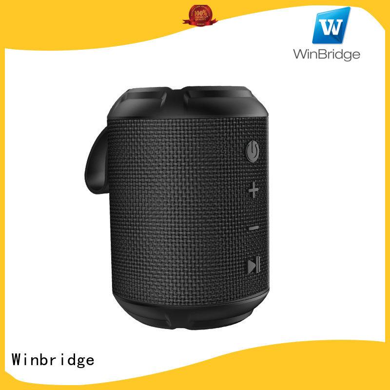cheap bluetooth speakers exquisite wireless Winbridge Brand bluetooth speaker