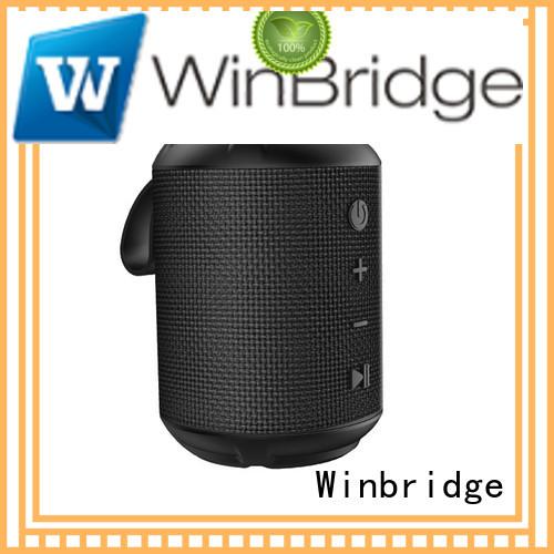 Winbridge Brand wireless pocket waterproof bluetooth speaker