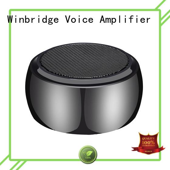 cheap bluetooth speakers waterproof winbridge bluetooth speaker mini Winbridge Brand