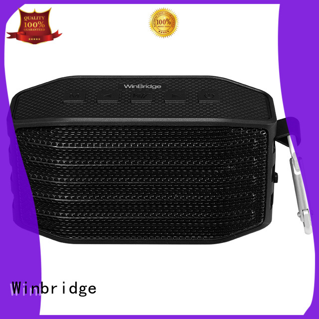 cheap bluetooth speakers pocket winbridge Winbridge Brand company
