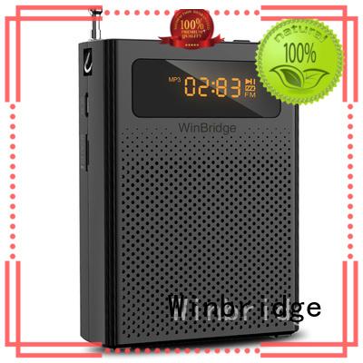 wired winbridge voice enhancer bluetooth Winbridge Brand company