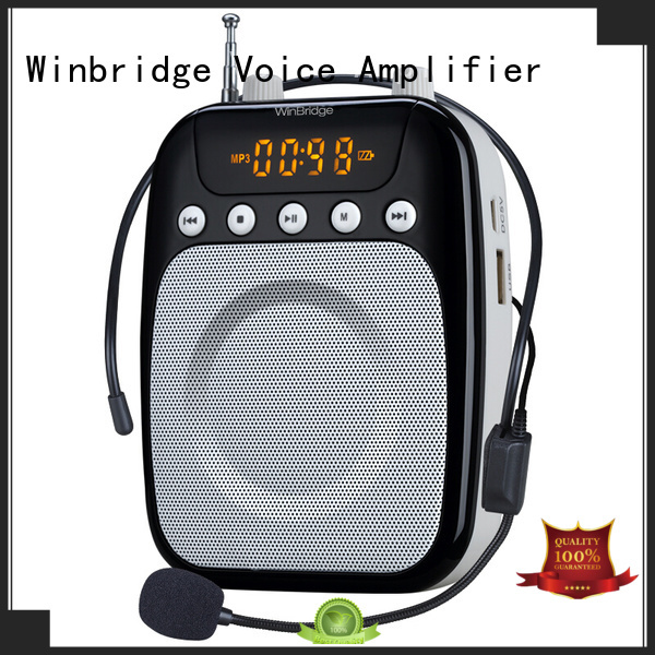 Quality Winbridge Brand bluetooth voice enhancer