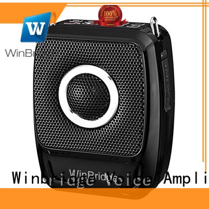 wireless microphone waterproof voice enhancer Winbridge Brand