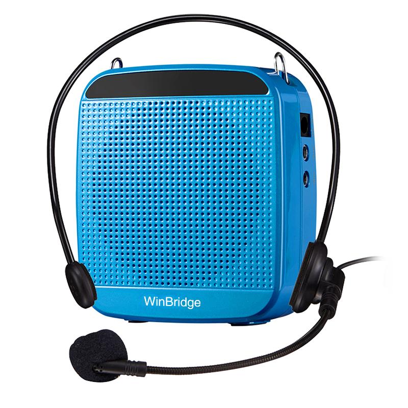 Winbridge 18 watt WB003 Rechargeable Voice Amplifier For Teacher