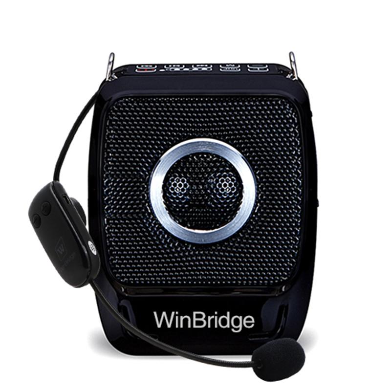 Winbridge WB92 25Watt Voice Amplifier with UHF Wireless Microphone