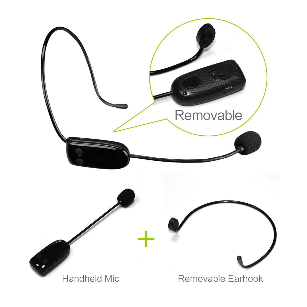 Winbridge Brand headset mini waterproof voice enhancer manufacture