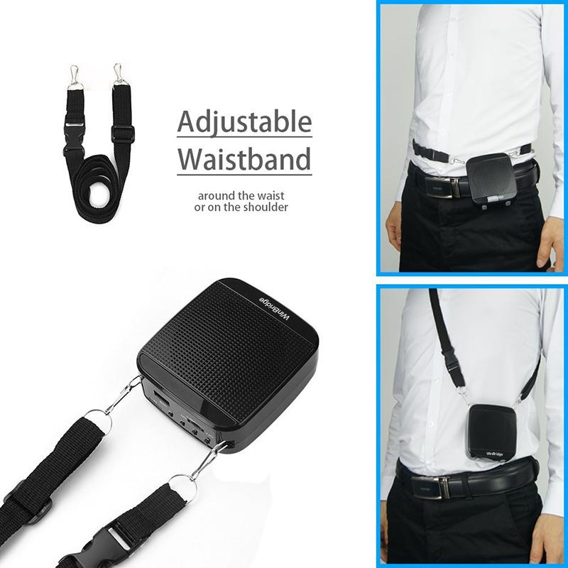 teacher headset waistband voice enhancer Winbridge Brand company