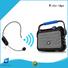 bluetooth wireless winbridge Winbridge Brand karaoke speaker supplier